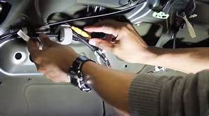 Toyota Camry 2007 2011 How To Install Rear View Backup