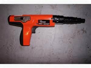 Ramset Concrete Nail Gun