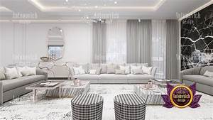 Interior, Design, For, Modern, Apartment, At, District, One, Al