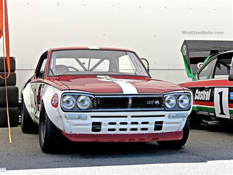 nissan race car nissan skyline gt r 2000gt r hakosuka race car at laguna