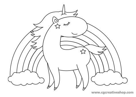 disegni di unicorno da stare disegno di unicorno per bambini da colorare