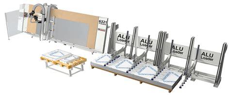 alu loader  panels loader  alu ranger casadei industria