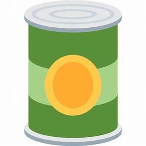 Canned Food Emoji