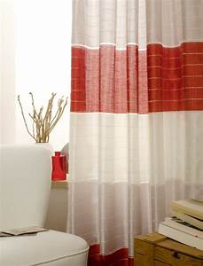 Vorhänge Rot Weiß : schlaufenschal murcia blickdicht im streifenlook in farbe rot weiss silber ebay ~ Orissabook.com Haus und Dekorationen