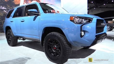 2018 Toyota 4Runner TRD Pro   Exterior and Interior