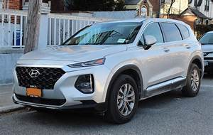 2019 Hyundai Santa Fe Owners Manual Usa