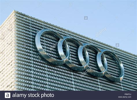 Audi Showroom Stock Photos & Audi Showroom Stock Images
