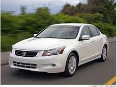 Safest cars Honda Accord 4 CNNMoneycom