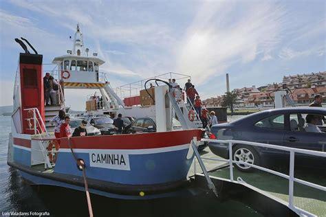 Ferry Boat Viana Do Castelo by Caminha Ferry Boat Santa Rita De C 225 Ssia Interrompido Para