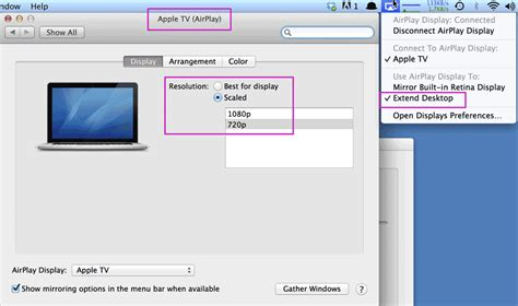 airplay iphone to macbook image gallery macbook pro apple tv