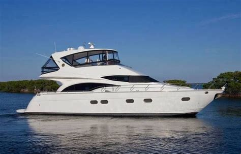 Motor Boats For Sale Trademe by 2005 Marquis 590 Flybridge Beautiful Marquis Yachts