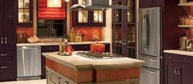 design kitchen orange kitchen luxury island