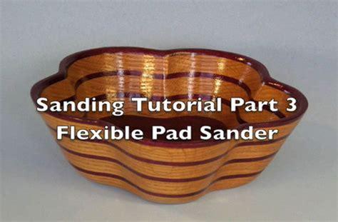sanding scroll  bowls part  scroll  woodworking