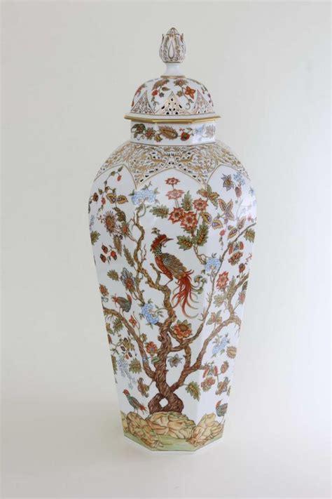 Ornamental Vase by Herend Masterpiece Tree Of Ornamental Vase Limited