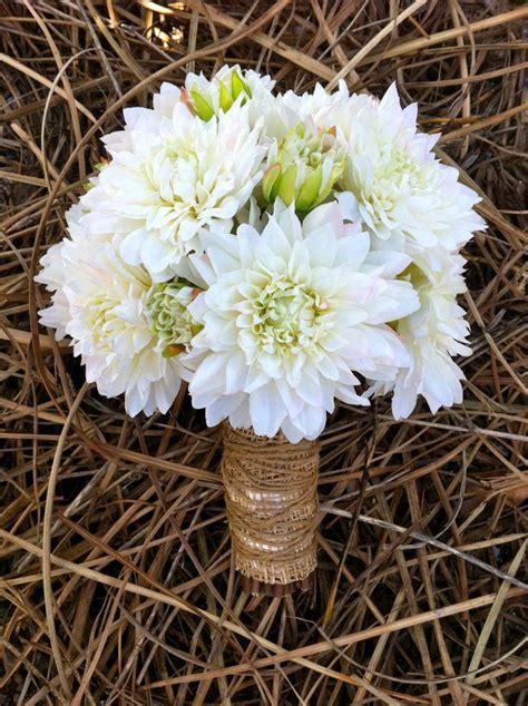 25 Best Ideas About White Dahlia Bouquet On Pinterest