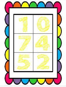 fabulosa y bonita loter 237 a y cartas de n 250 meros material educativo