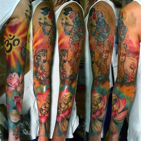 sleeve tattoo designs  men design trends premium
