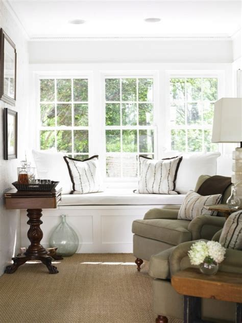 window seat designs living rooms built in window seat cottage living room courtney giles interiors
