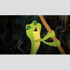 The Princess And The Frog (2009)  Animation Screencaps