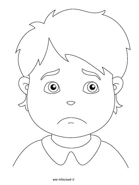 immagini bambini felici da colorare occhi bimbi disegno da colorare migliori pagine da