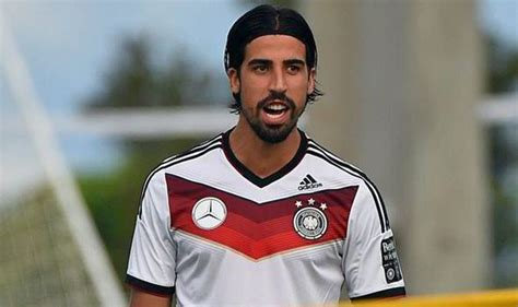 Sami khedira has announced that he will retire at the end of the season aged 34. Hot and Trendy Naija!: Arsenal STALL over £24m Sami Khedira move #TheElitePartyinJuly # ...