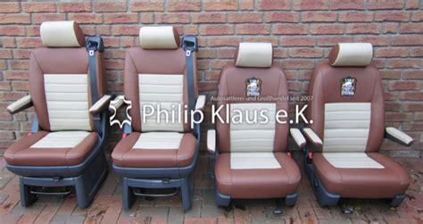 vw t3 sitze neubezug ledersitze vw t1 t2 t3 t4 t5 bulli vollleder
