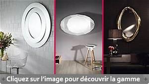 Miroirs Design Contemporain : miroir design achat vente de miroir moderne contemporain ~ Teatrodelosmanantiales.com Idées de Décoration