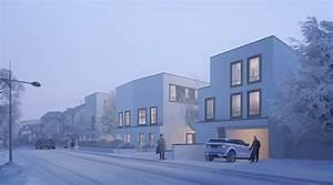 MU Architecture dessine 39 logements dans la Zac Anatole ...
