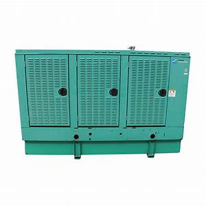 100 Kw Used Diesel Generator Cummins 6bt5 9 Dgdb