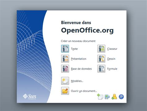modèle cv gratuit open office ooo writer 3 2 1 site web