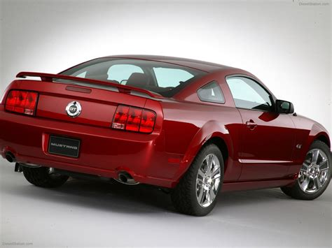 Ford Mustang 2005 Exotic Car Picture 025 Of 40 Diesel