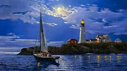 Lighthouse Wallpapers Beach