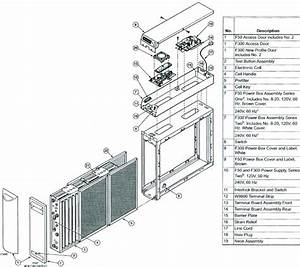 Honeywell Electronic Air Cleaner Parts