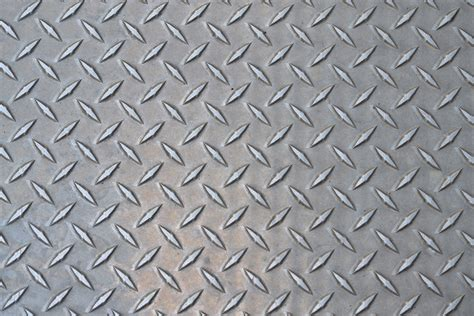 Faux Vs Real Metal Diamond Plate