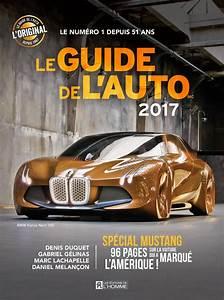Livre Le Guide De L U0026 39 Auto 2017