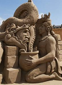 These, Sand, Sculptures, Are, Mind