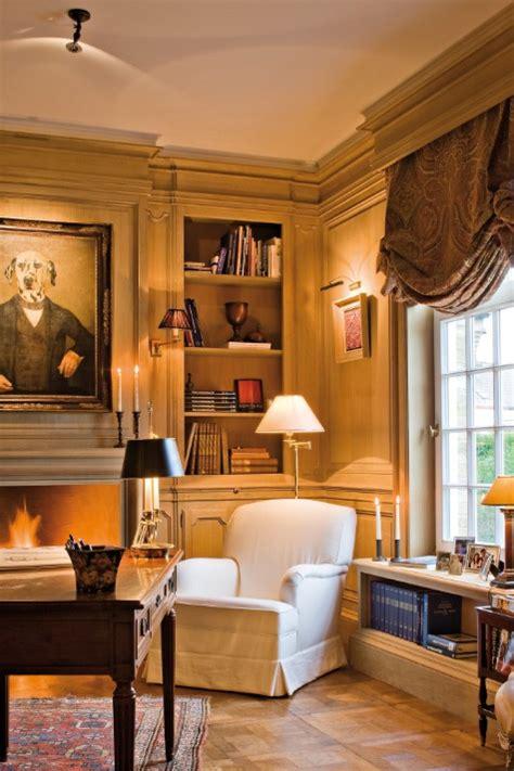 landhuis  engelse stijl inrichting door lefevre interiors