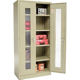 easy view cabinet organizers global clear view storage cabinet easy assembly 36x18x78