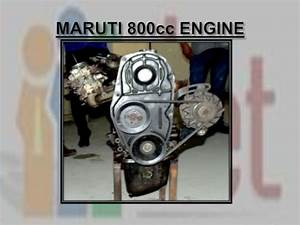 Maruti 800cc Engine