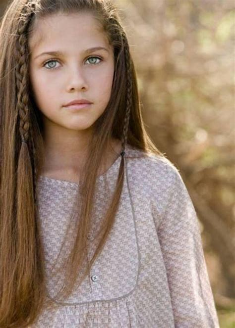 hairstyle for little girls with long hair hairstyle