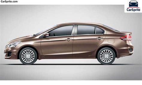 nissan rio suzuki ciaz 2017 prices and specifications in egypt car