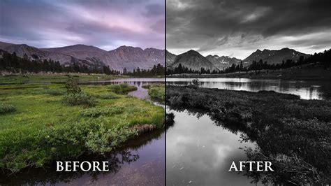 convert   black  white  photoshop