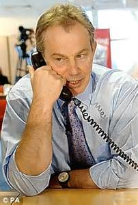 U.S. agents 'bugged Tony Blair's private phone calls for ...