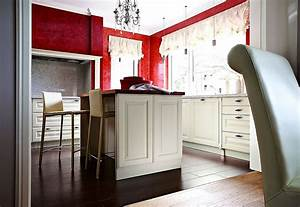 Küche Eiche Massiv : k che kampen mit insel ramenfront eiche massiv lackiert mit strichlack in elfenbein ~ Markanthonyermac.com Haus und Dekorationen