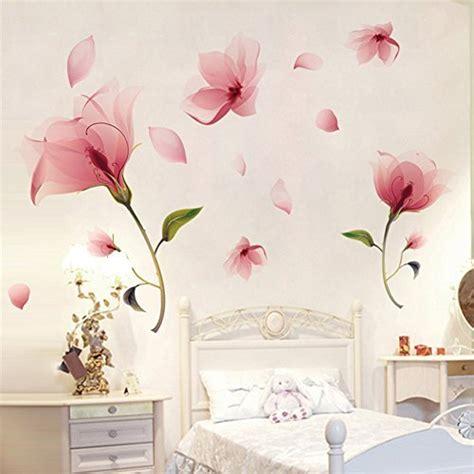 flower wall stickers amazoncouk