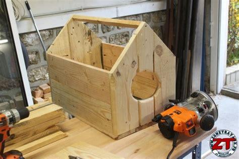 cabane exterieure pour chat tuto construire une cabane pour chat