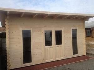 Chalet Habitable Sans Permis De Construire : bureaux de jardin sans permis de construire ~ Dallasstarsshop.com Idées de Décoration