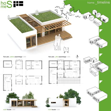 eco homes plans winners of habitat for humanity 39 s sustainable home design