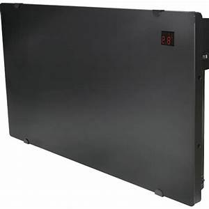 Radiateur Electrique Verre : radiateur lectrique rayonnant verre jeken hcc15 noir 1500 watts tous les produits ~ Nature-et-papiers.com Idées de Décoration