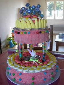 Deco Bonbon Anniversaire : gateau de bonbons ~ Melissatoandfro.com Idées de Décoration